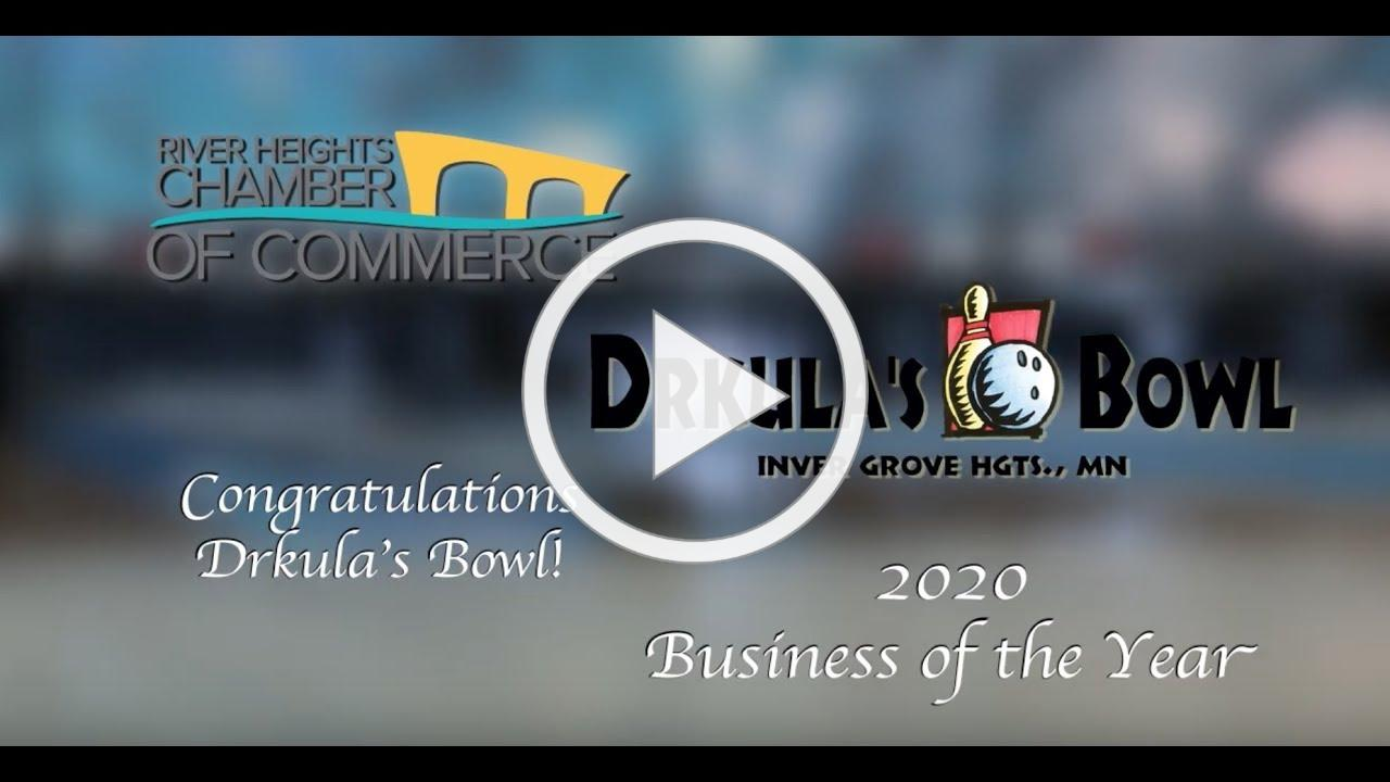 Drkula's Bowl 2020 Business of the Year