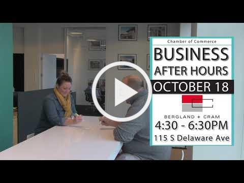 Bergland + Cram Business After Hours 2018