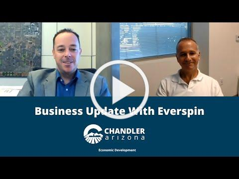 Learn more about what Everspin Technologies Inc. does from its headquarters in Chandler.