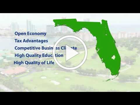 Florida Chamber of Commerce, Florida's Open for Open Business!