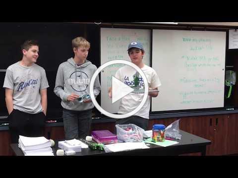 West Ranch High School Engineering Career Pathway