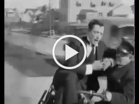 Sherlock Jr. 1924) - trailer