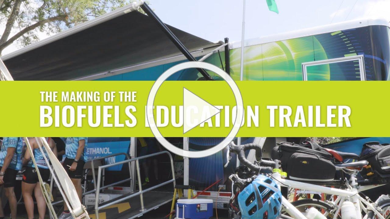 Iowa Corn Biofuels Education Trailer | Case Study
