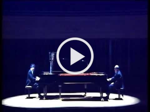 Aaron Copland Billy the Kid for 2 Pianos by Albert Tiu & Thomas Hecht