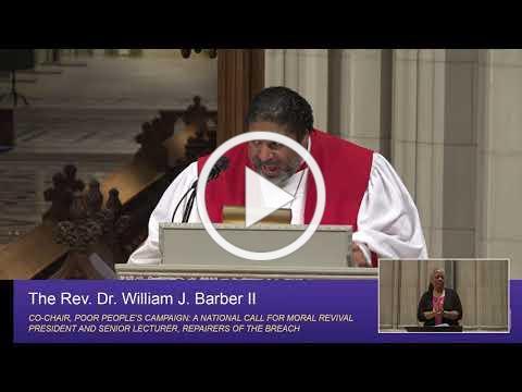 June 14, 2020: Sunday Sermon by: The Rev. Dr. William J. Barber II