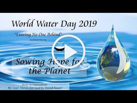 World Water Day 2019-English