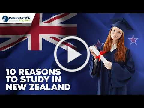 Top reasons to study in New Zealand