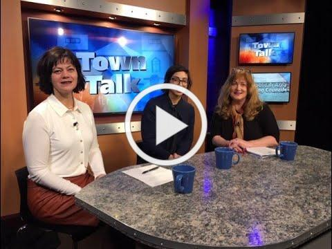 Climate Impacts - Darci Schofield and Jeanette Pantoja - InFocus Town Talk