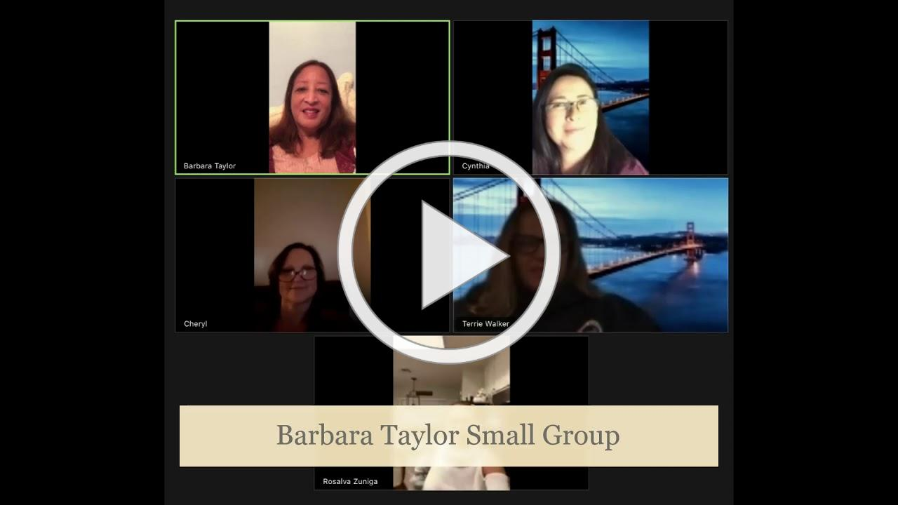 Check our our fun-tastic Online Small Groups