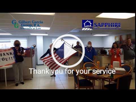 VA Virtual Parade Gilbert Garcia Group, P A