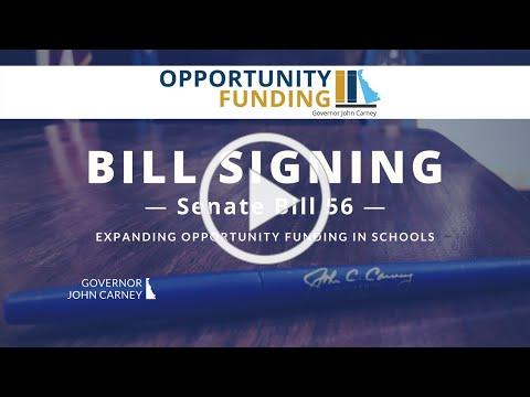 Expanding Opportunity Funding in Schools