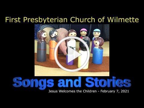FPCW SaS - Jesus Welcomes the Children