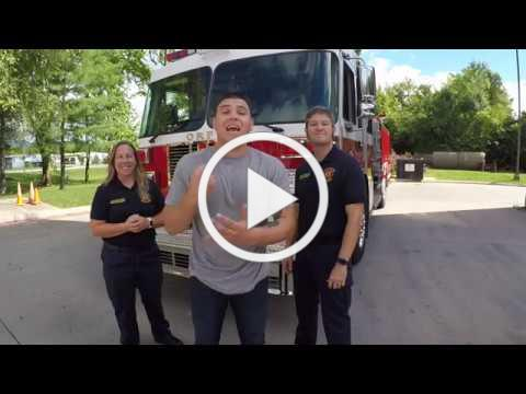 Oak Ridge Fire Department Fire Prevention Week 2018 Introduction