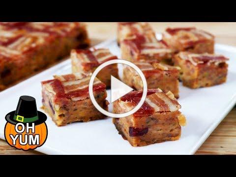 The Perfect Christmas Appetizer! With BACON! | Anna's Holiday Feast