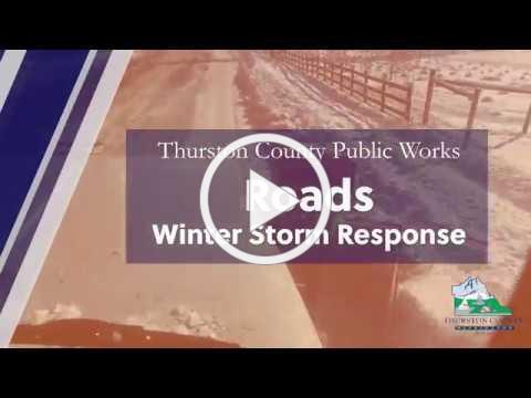 Public Works Winter Response