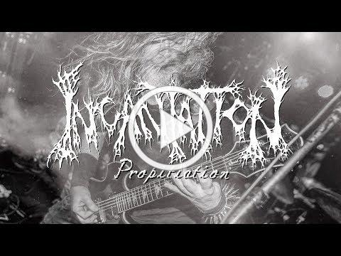 INCANTATION - Propitiation (Official Lyric Video)