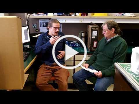 ARIS Cameras- Director Greg Sprague Interviews Jani Helminen