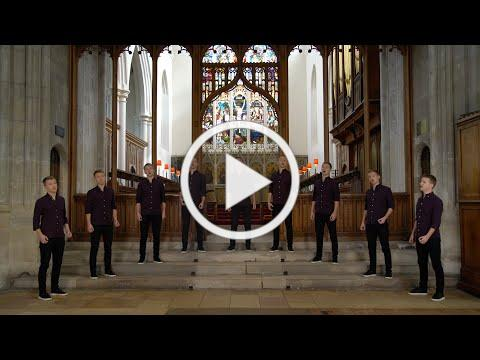 The Lord Bless You And Keep You - John Rutter arr. Bobby Goulder (one-man choir)