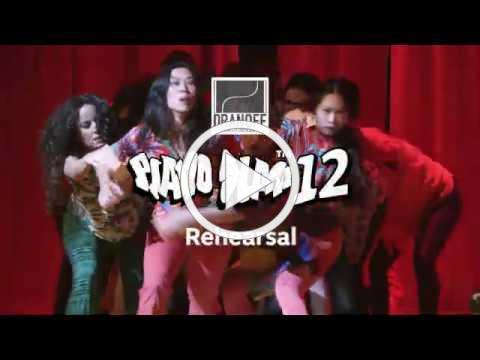 Piano Slam 12 rehearsal
