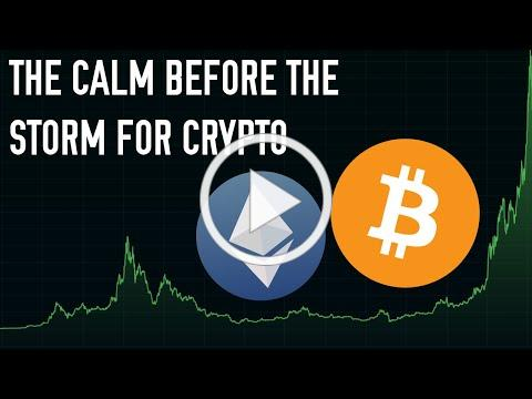 The Calm Before The Storm | Bitcoin & Altcoins Rebound 📈