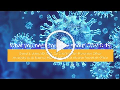 What you need to know about COVID-19 | UCLA Health