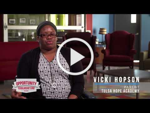 The Opportunity Scholarship Fund Gives Oklahoma Families Choices