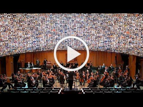 The Global Ode To Joy - Stay At Home Choir and Marin Alsop
