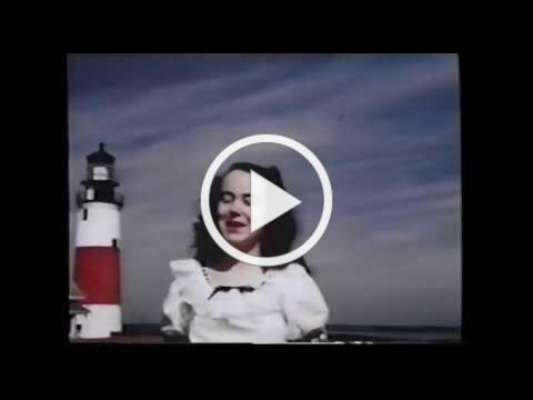 Nantucket, The Little Grey Lady of the Sea, 1949