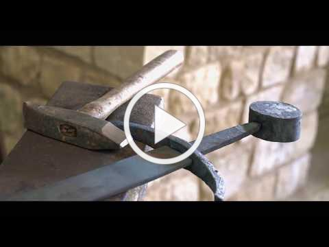 Part 19: Weapons: How Were Swords Made in Medieval Times?