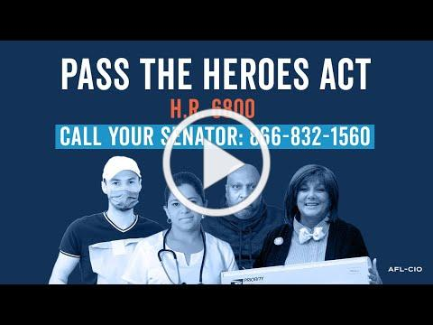 Pass The Heroes Act Long Form