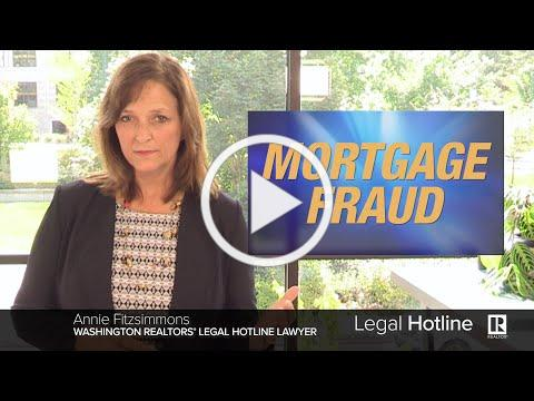 Avoid Getting Pulled into this Mortgage Fraud