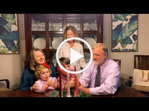 Advent Week 4: Joy (Barkley Family)