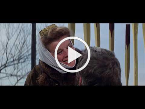 THE LION IN WINTER - Trailer