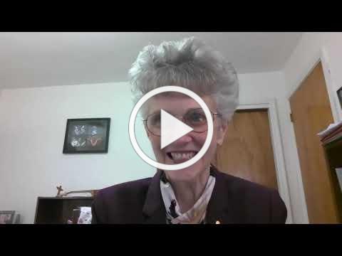 Bishop Peggy Johnson interview