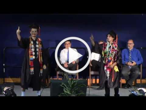 2019 High School Graduation - Alma Mater