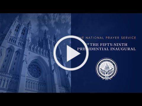 January 21, 2021: Inaugural Prayer Service at Washington National Cathedral (OFFICIAL VERSION)