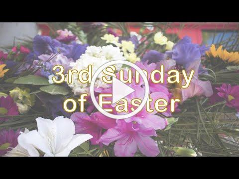 Easter 3A Worship Service - Grace Lutheran Church in Rock Hill, SC