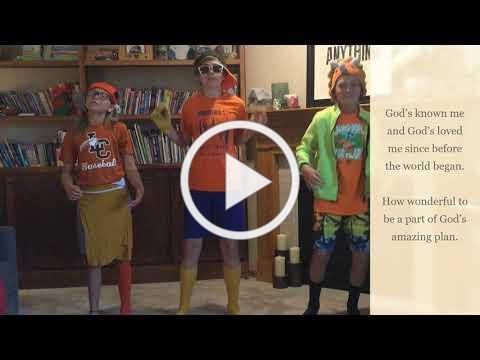 VBS Song: Great Big God