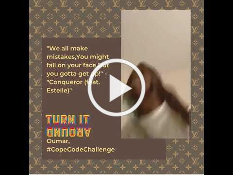 Youth Group Challenge - Entry by Oumar