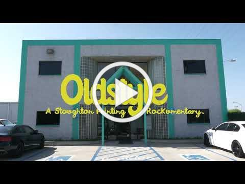 Oldstyle: A Stoughton Printing Company Rockumentary - Episode One