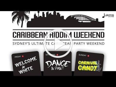 Ad- Caribbean Sydney | Australia's First 'Weekend' Of Caribbean Events | Nov 1-3