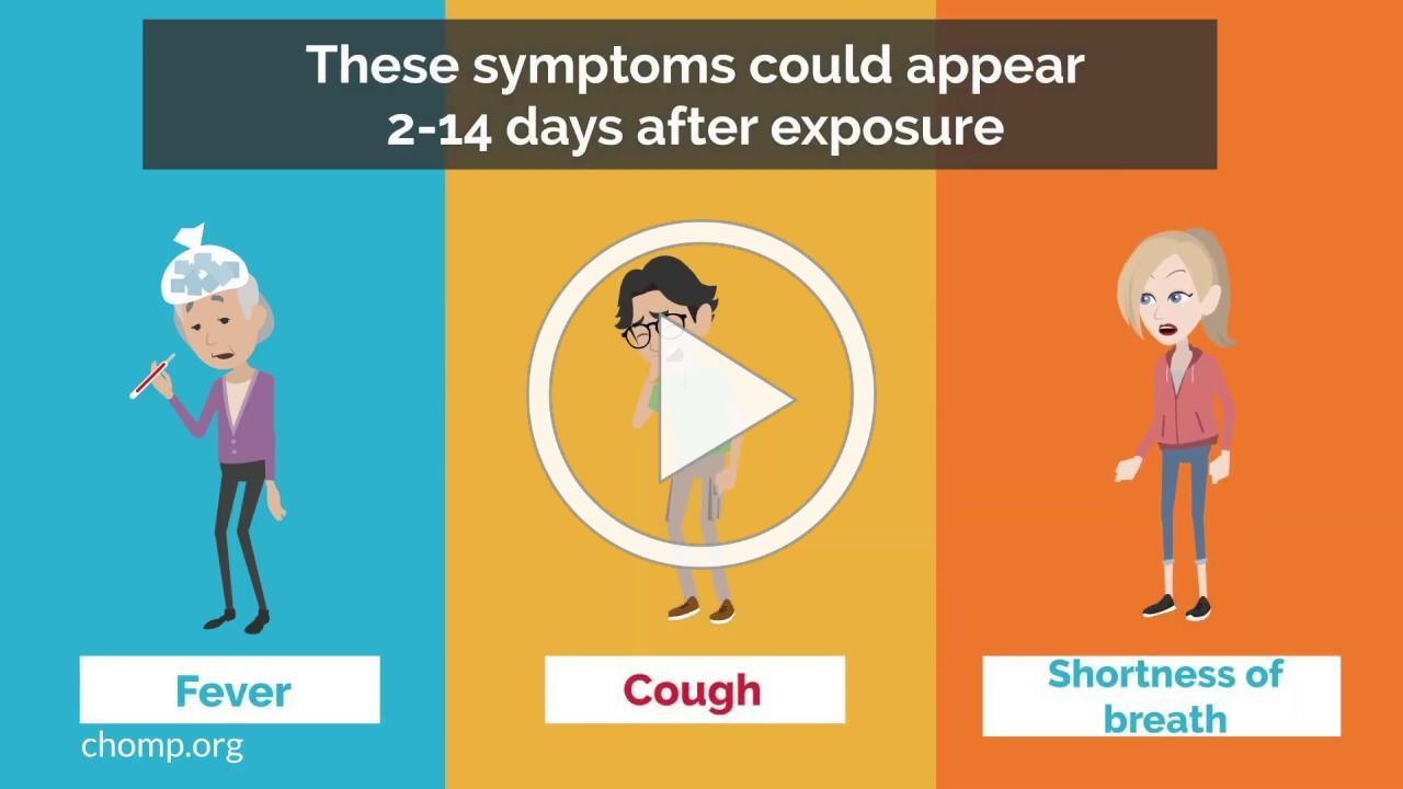 COVID-19: Know the symptoms