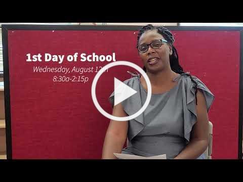 Bethune Registration - 2020-2021 School Year