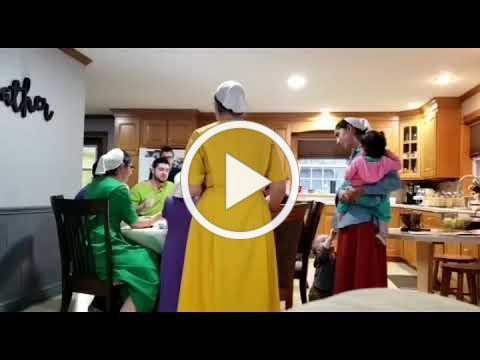 Amish covid19 song