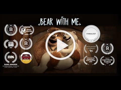 Bear With Me - Animated Short Film
