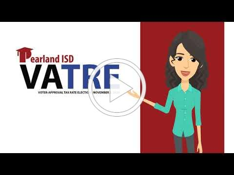 Pearland ISD 2020 VATRE