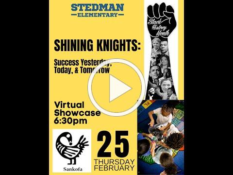 Stedman's Black History Month Celebration 2021