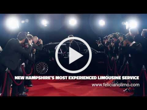 FELICIANO LIMOUSINE RED CARPET VIDEO