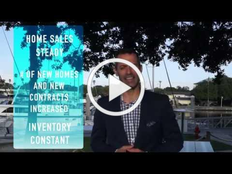 Davis Islands Real Estate Market Minute August 2018