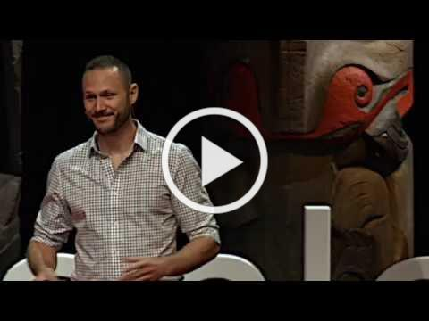 The Mask of Masculinity - the traditional role of men is evolving | Connor Beaton | TEDxStanleyPark